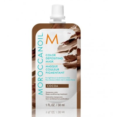 Moroccanoil Color Depositing Mask - Cocoa (30ml)
