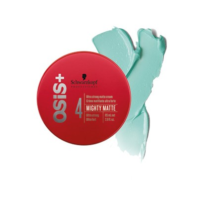 Schwarzkopf Professional OSiS+ Mighty Matte Ultra Strong Cream (85ml)