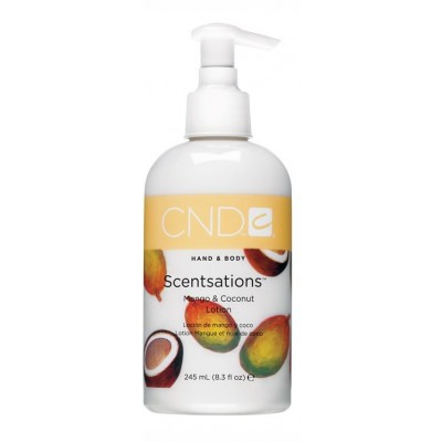CND Mango & Coconut Lotion (245ml)