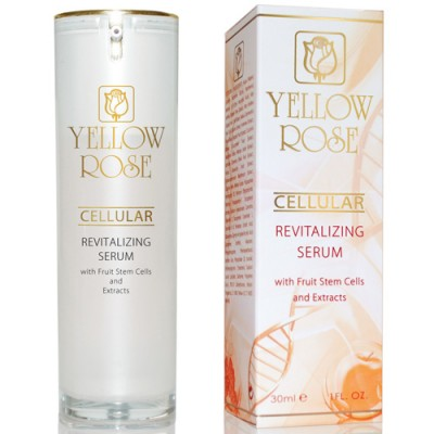 Yellow Rose Cellular Revitalizing Serum (30ml)