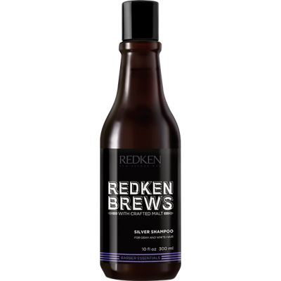 Redken Brews Silver Shampoo (300ml)