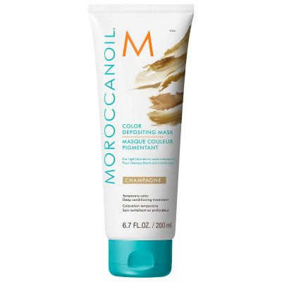 Moroccanoil Color Depositing Mask - Champagne (200ml)