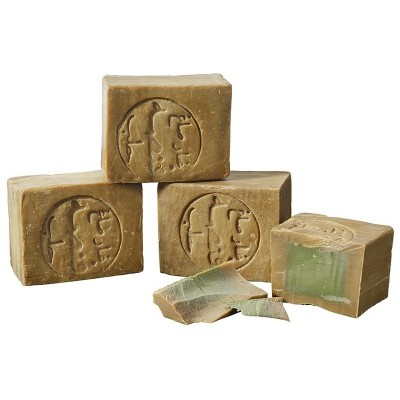 Charme d'Orient Traditional Soap from The Ancient City of Aleppo (200gr)