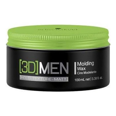 Schwarzkopf Professional [3D]MENSION Molding Wax (100ml)