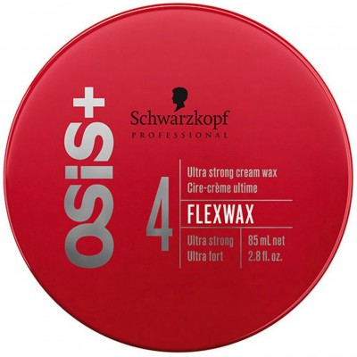 Schwarzkopf Professional OSiS+ Styling Flexwax Cream Wax (85ml)