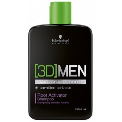 Schwarzkopf Professional [3D]MENSION Root Activator Shampoo (250ml)