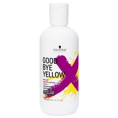 Schwarzkopf Professional Good Bye Yellow (300ml)