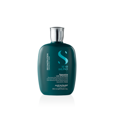 Alfaparf Milano Semi di Lino - Reconstruction Reparative Low Shampoo (250ml)