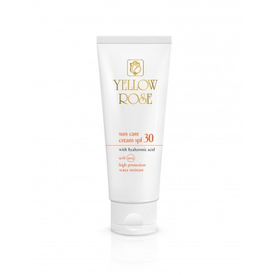 Yellow Rose Sun Care Cream (UVA/UVB) SPF 30 (50ml)