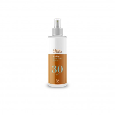 Juliette Armand - Body Fluid Spray SPF 30 (200ml)