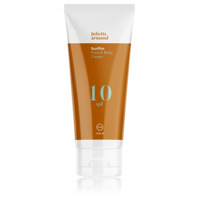Juliette Armand - Face and Body Cream SPF 10 (200ml)