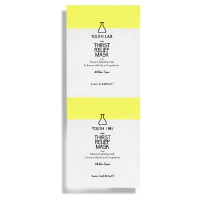 Youth Lab Thirst Relief Mask (2X6ml)