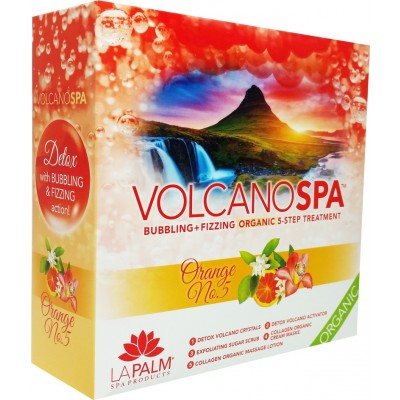 La Palm Volcano Spa - Orange