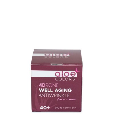 Aloe+ Colors - Well Aging Antiwrinkle Face Cream (50ml)