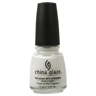 China Glaze - White on White (14ml)