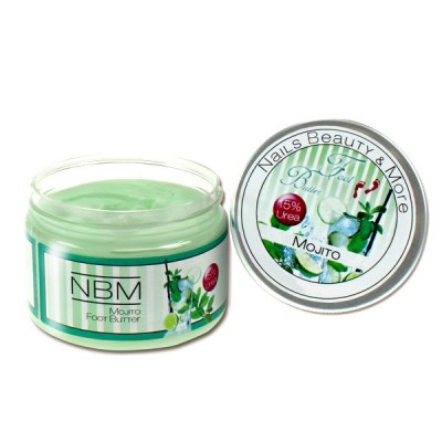 NBM - Foot Butter Mojito (150ml)