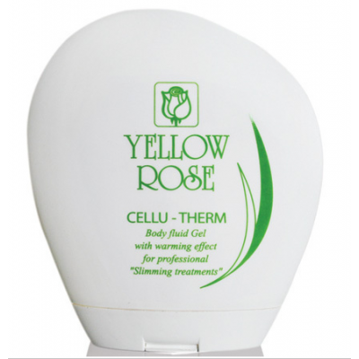 Yellow Rose Cellu Therm (250ml)