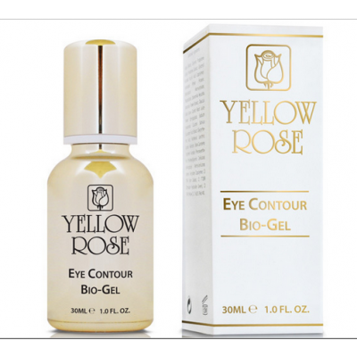 Yellow Rose Eye Contour Bio Gel (30ml)