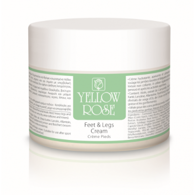 Yellow Rose Feet & Legs Cream (300ml)