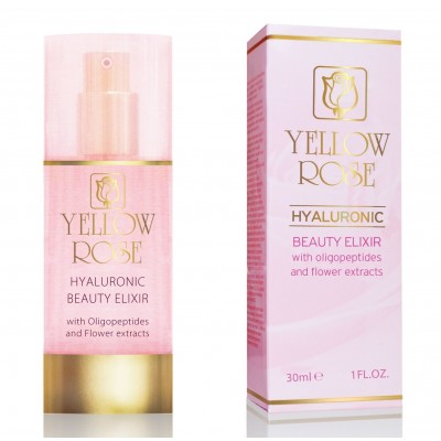 Yellow Rose Hyaluronic Beauty Elixir (30ml)