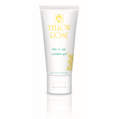 Yellow Rose Pro-P-Gel Scrub (50ml)