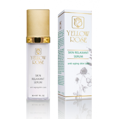 Yellow Rose Skin Relaxant Serum (30ml)