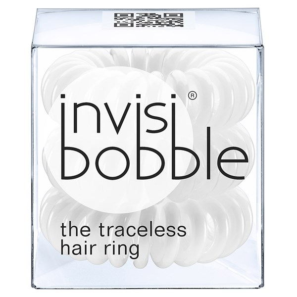 Invisibobble Permanent Collection Innocent White - INV-909098 μαλλιά αξεσουάρ μαλλιών