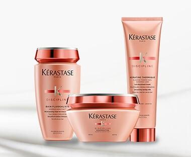 Kerastase - Σειρά Περιποίησης Μαλλιών Discipline