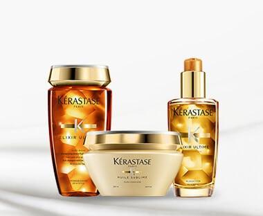 Kerastase - Σειρά Περιποίησης Μαλλιών Elixir Ultime