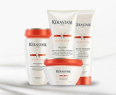 Kerastase - Σειρά Περιποίησης Μαλλιών Nutritive