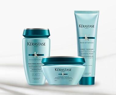 Kerastase - Σειρά Περιποίησης Μαλλιών Resistance
