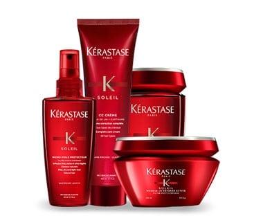 Kerastase - Σειρά Περιποίησης Μαλλιών Soleil