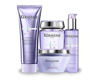 Kerastase - Σειρά Περιποίησης Μαλλιών Blond Absolu