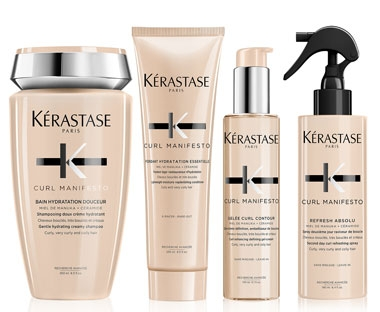 Kerastase - Σειρά Περιποίησης Μαλλιών Curl Manifesto