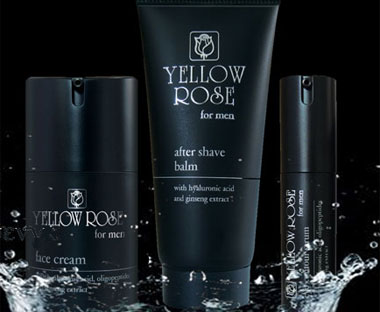 Yellow Rose - For Men