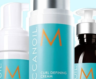 Moroccanoil - Curl Collection
