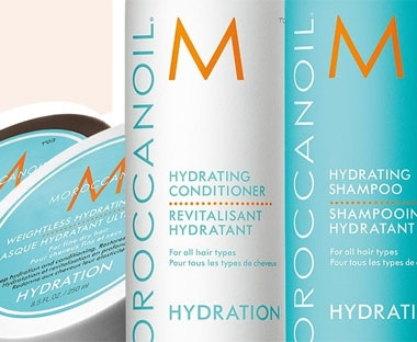 Moroccanoil - Hydration Collection