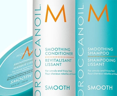 Moroccanoil - Smooth Collection